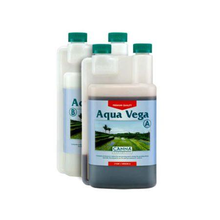 canna aqua vega a&b nutrient 1 litre