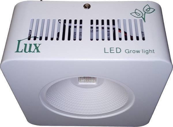 Led Lux Grow Light 100 Watt Lux Cuttings
