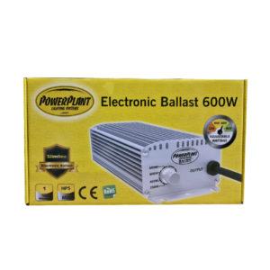 PowerPlant Mini Digital Ballast in classic yellow packaging.