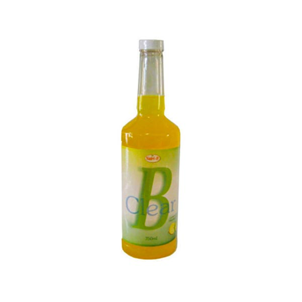 b clear detox drink lemon