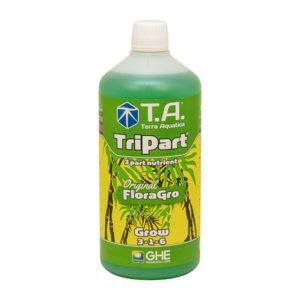 TriPart Grow in 1-litre bottle.
