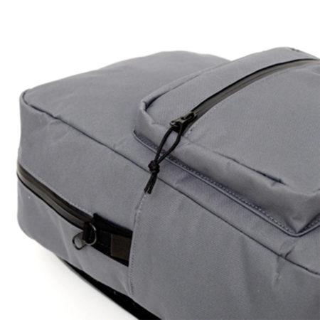 Abscent Odor-Proof Backpack in grey.