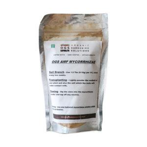 AMF Mycorrhizae in 100g bag.
