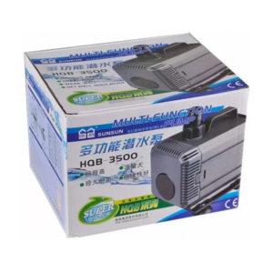 hqb 3500 pump in box
