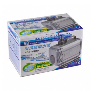 sunsun 4500 pump in box