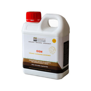 OGS Organic Gardening Microbes in 1 litre bottle