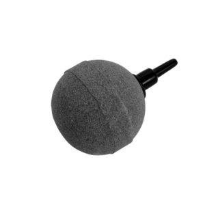Grey round airstone