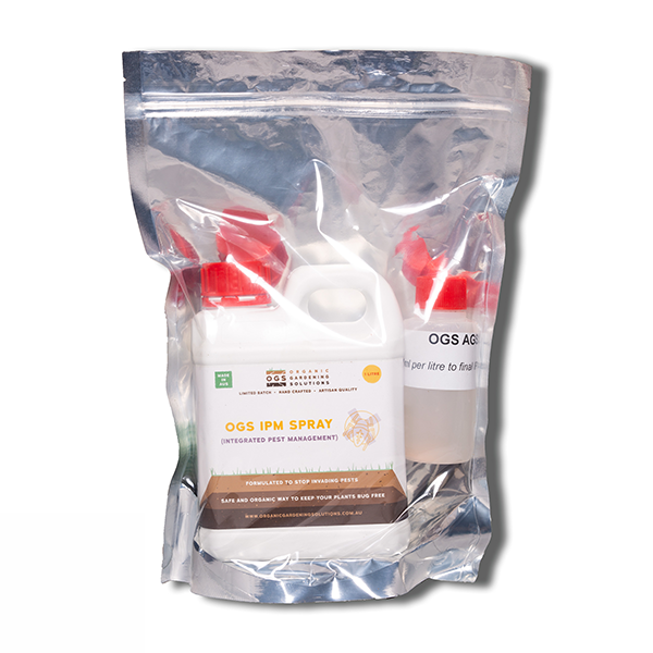 Organic Gardening Solutions IPM Spray Kit in 1 litre