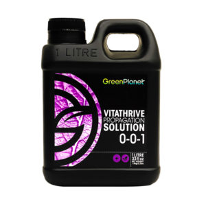 Green Planet Vitathrive 1L in black bottle packaging